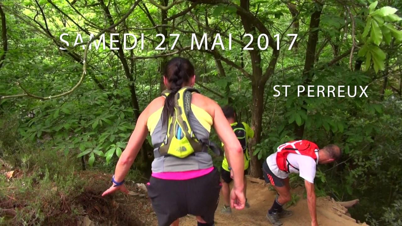 TRAIL DES GARCIAUX PUB 2017