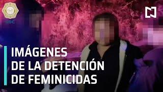 Así fue la detención de los feminicidas de Fátima - Las Noticias