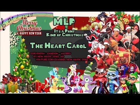 MLP It's a Pony Kind of Christmas : The Heart Carol Audio Track