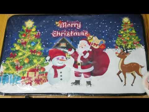 Christmas Doormat