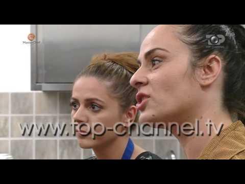 MasterChef Albania 3, 27 Nentor 2015, Pjesa 1 - Talent Show Kuzhine - Top Channel Albania