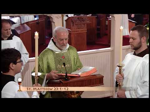 Daily Catholic Mass - 2017-11-05 - Fr. Joseph