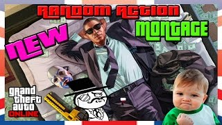 Baixar GTA 5 - ONLINE : NEW! RANDOM ACTION MONTAGE WITH AWESOME SOUNDTRACK AND SOUND EFFECTS. NEW.