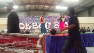 Kajra rey and banno tera swagger dance performance
