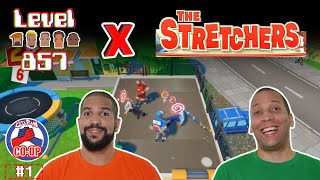 Let's Play Co-op | The Stretchers | 2 Players | Part 1
