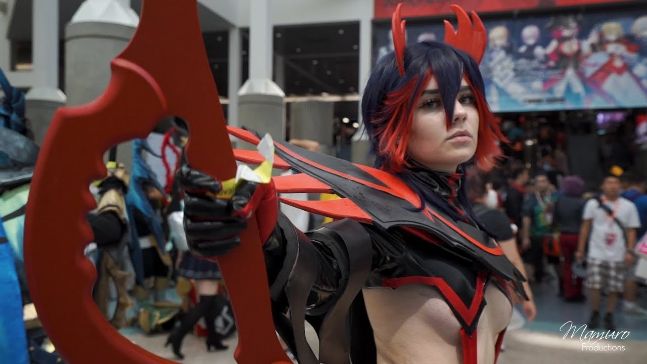 Anime Expo 2018 Cosplay Highlights 01 Youtube