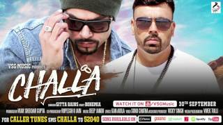 Download Hindi Video Songs - Challa Official Audio Track | Gitta Bains | Bohemia | VSG Music | New Punjabi Song 2016