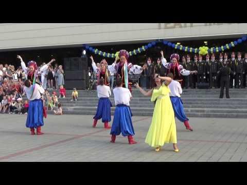 Моя Україно (Я зійду колоском на землі...) - Юлія Олійник та ансамбль пісні і танцю ЗСУ