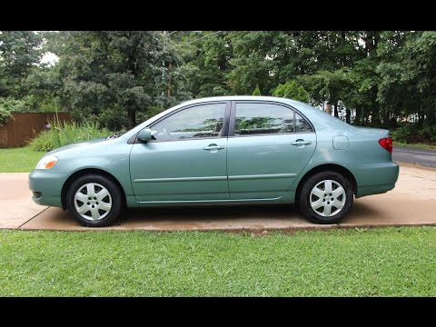 2006 TOYOTA COROLLA LE Auto Review – Reliable Used Cars ⭐