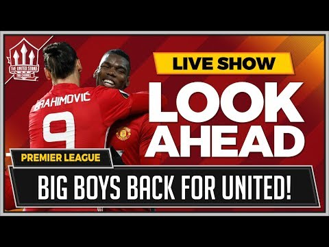 Man United vs Newcastle United Preview | POGBA & ZLATAN Back For United!