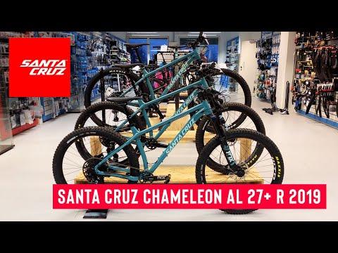 SANTA CRUZ CHAMELEON AL 27+ R-KIT BLUE 2019 Mp3