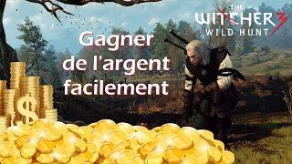 Video The Witcher 3 - Comment gagner beaucoup d'argent et devenir riche! download MP3, 3GP, MP4, WEBM, AVI, FLV Oktober 2018
