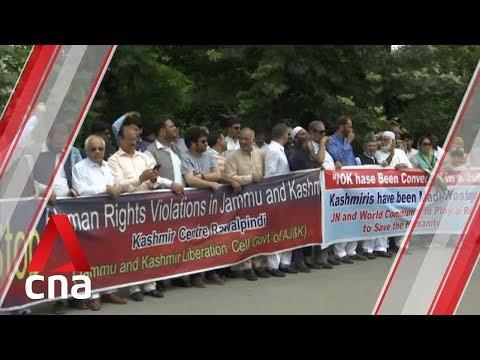 Pakistan vows to challenge India over Kashmir at UN Security Council