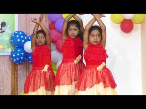 KINDER WORLD PLAY SCHOOL 5TH ANNUAL DAY 2016-17