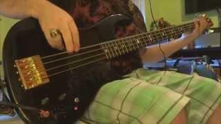 Metallica- Damage Inc. Bass cover