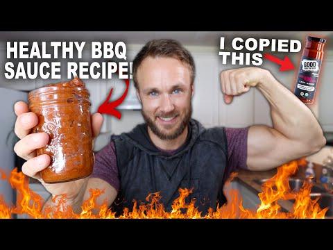 HEALTHY VEGAN BBQ SAUCE RECIPE | IT'S SO GOOD!! 🔥