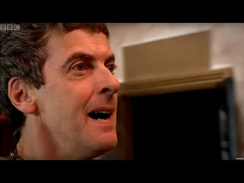 Peter Capaldi's First Appearance! | Fires Of Pompeii | Doctor Who | BBC