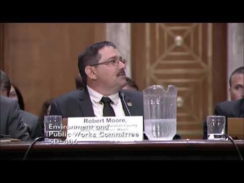 Sen. Dan Sullivan (R-AK) at a Senate Environment & Public Works Hearing - April 7, 2016