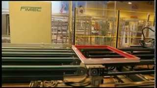 """Изготовление пластиковых """"Окон с цветной эмалью ENAMERU"""" на оконном заводе в г. Санкт-Петербурге"""