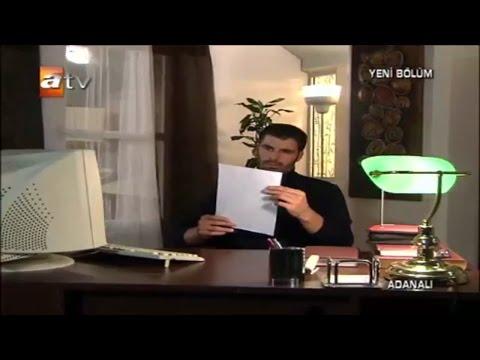 ADANALI - Maraz Ali'nin Gizli Ajan olduğu zamanlar - Atilla Komutan, Suikastler, Hard Disk,...