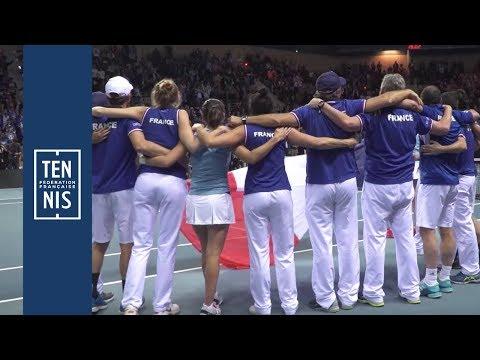 Fed Cup #FRABEL, la minute bleue n°7