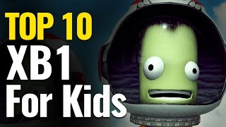 Video Top 10 Xbox One Games for Kids |  ESRB Everyone download MP3, 3GP, MP4, WEBM, AVI, FLV Agustus 2018