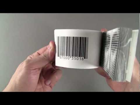 Barcode Jesus Flipbook