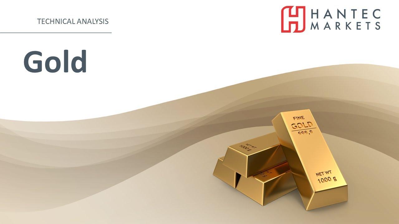 Gold Technical Analysis - Hantec Markets 23/12/2020