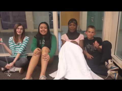 Positive Me | Mary Butterworth School, Edmonton, AB