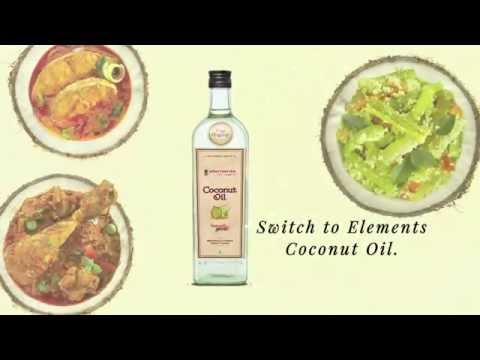 Elements Coconut Oil