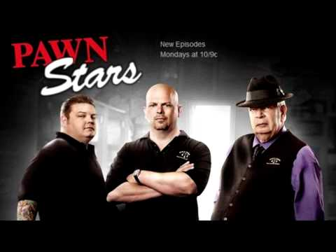Pawn stars theme song instrumental! Finally!!!!!!!