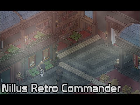 nillus retro commander