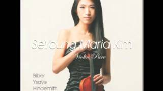 CD: SeYoung Maria Kim - Violin Pure