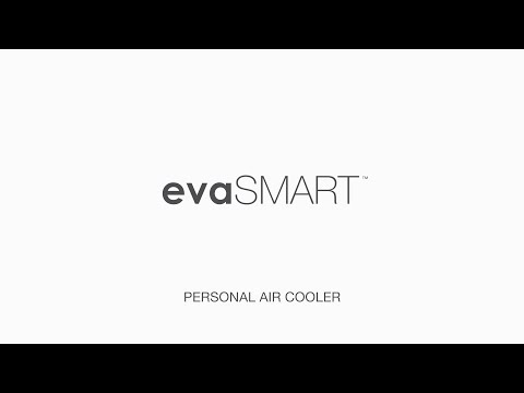 Beat the summer heat with the EvaSmart 2 personal air cooler