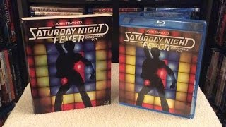 Saturday Night Fever: Director's Cut BLU RAY UNBOXING & Review - 4K Restoration