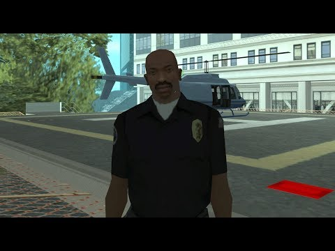 Officer Carl Johnson completes the mission Toreno's Last Flight -Syndicate mission 9-GTA San Andreas