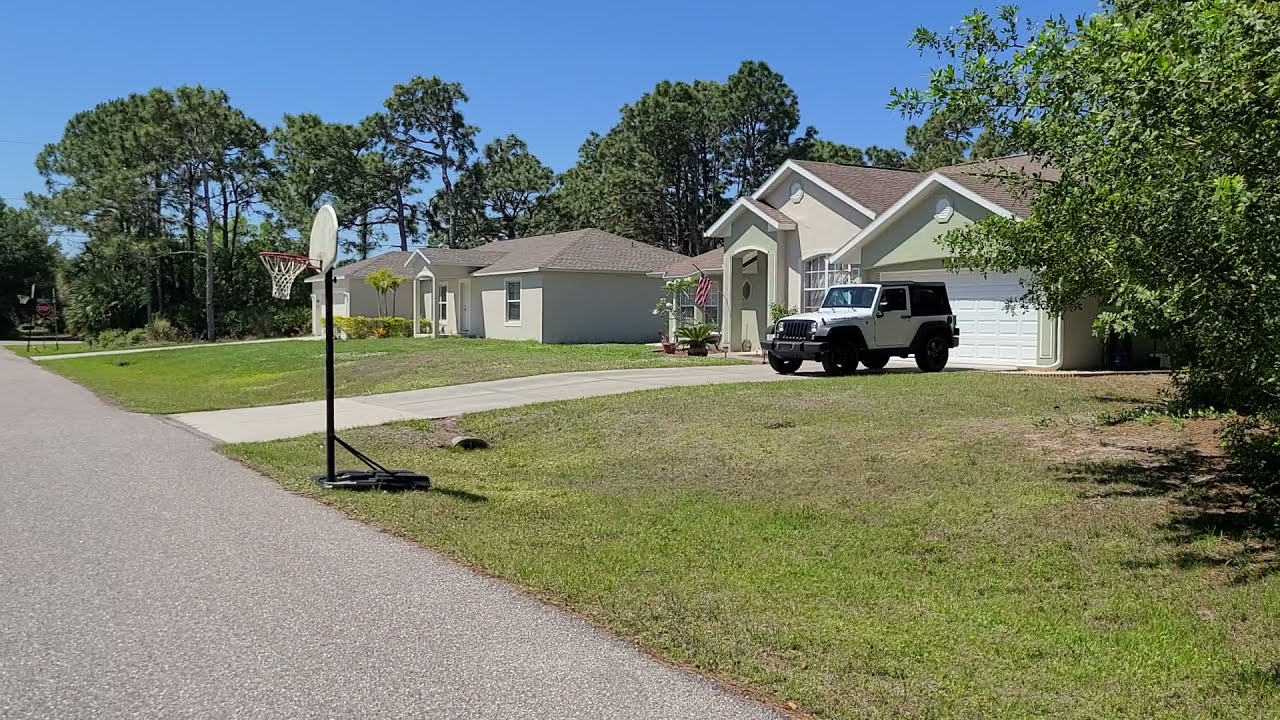 SOLD - 0.23 Acres – With Utilities! In Port Charlotte, Charlotte County FL