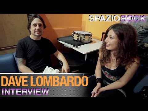 Interview with Dave Lombardo