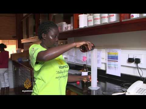 Uganda is Africa's first to legalize morphine