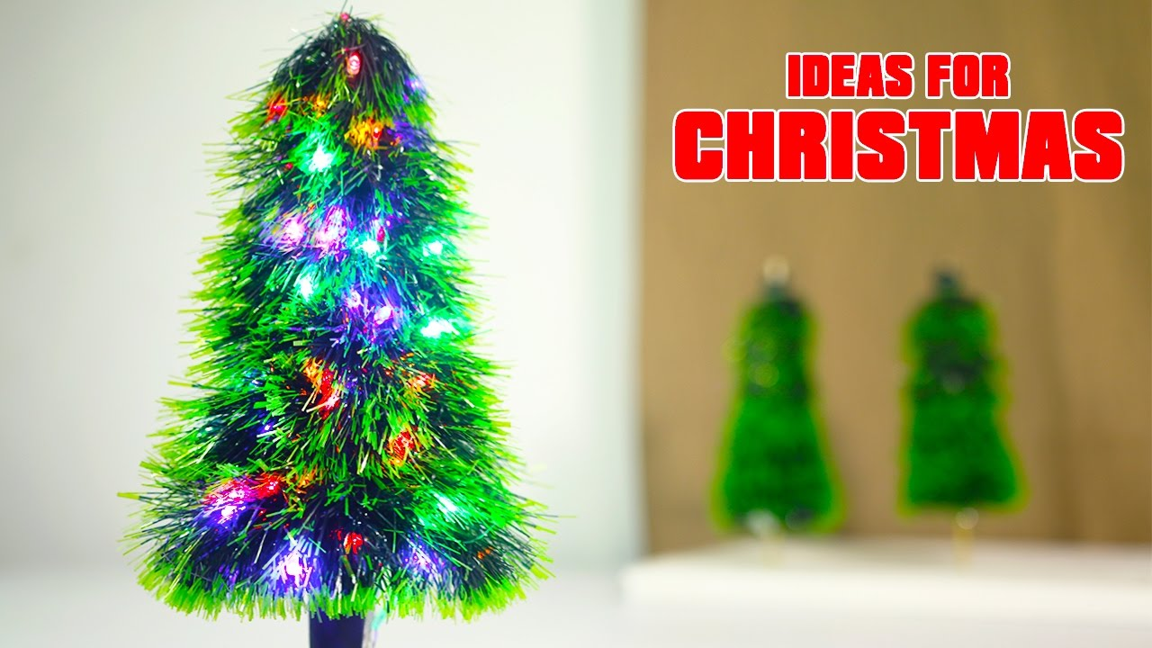 three cool ideas for christmas decorations - Cool Christmas Decorations