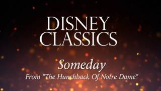 """Someday (Instrumental Philharmonic Orchestra Version)  From """"The Hunchback Of Notre Dame"""""""