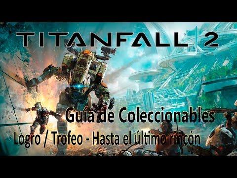 Titanfall 2 - Guía de Coleccionables (Todos los cascos de piloto)