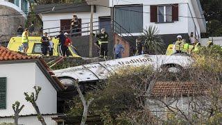 Baixar Acidente com autocarro na Madeira faz 28 mortos