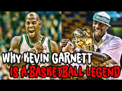 5 Reasons Why Kevin Garnett Is A BASKETBALL LEGEND!