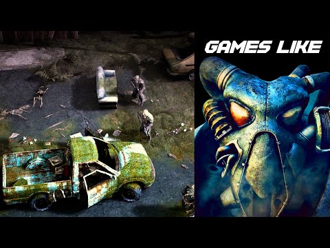 Best 10 Games like Classic Fallout 2