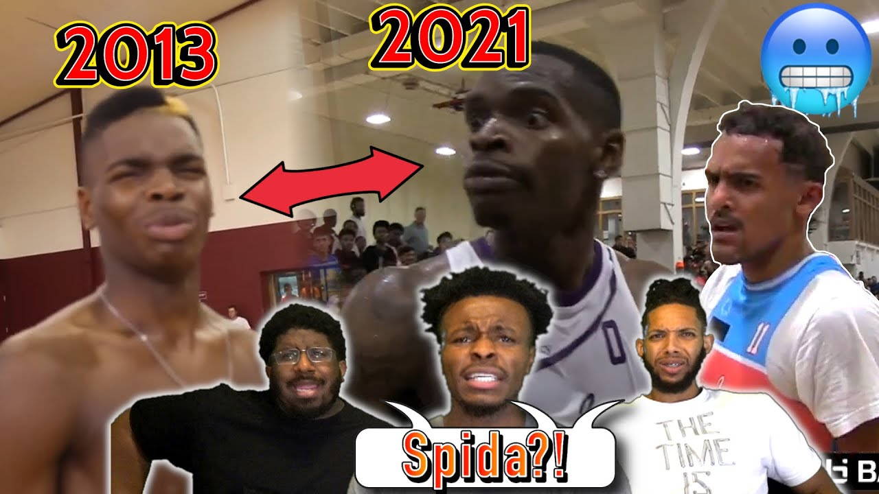 TRAE YOUNG VS TRASH TALKER (SPIDA) REACTION!!!! | HouseReacts!