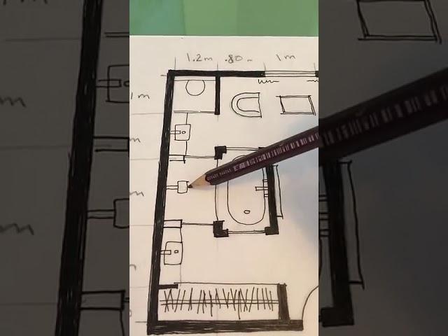 طريقة توزيع الغرف في البيت from i.ytimg.com