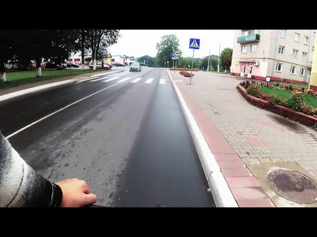 Мини обзор г. Воложин
