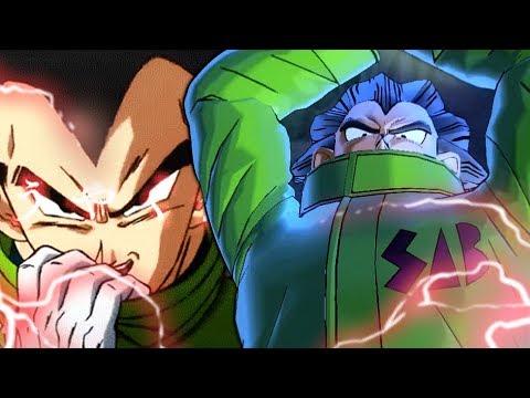 "COLD BLOODED. Vegeta ""SAB Jacket""! Vegeta Life Line | Dragon Ball Xenoverse 2"