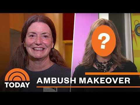 Oh my! Moms Get Major Transformations In Ambush Makeover | TODAY